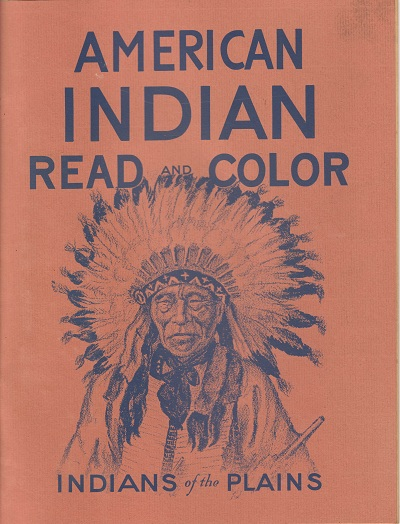 Image for American Indian Read and Color, Indians of the Plains