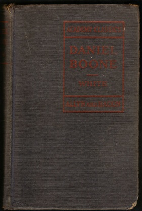 Image for Daniel Boone, Wilderness Scout