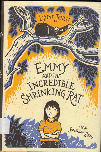 Image for Emmy and the Incredible Shrinking Rat