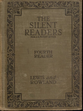Image for The Silent Readers; Fourth Reader