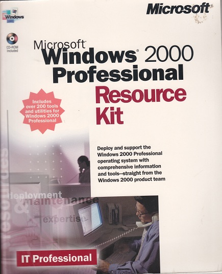 Image for Microsoft Windows 2000 Professional Resource Kit