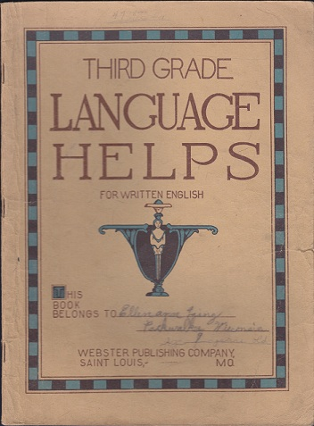 Image for Third Grade Language Helps for Written English