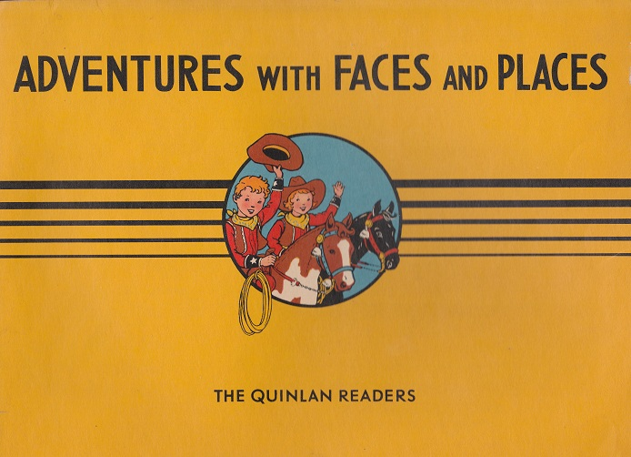 Image for Adventures with Faces and Places