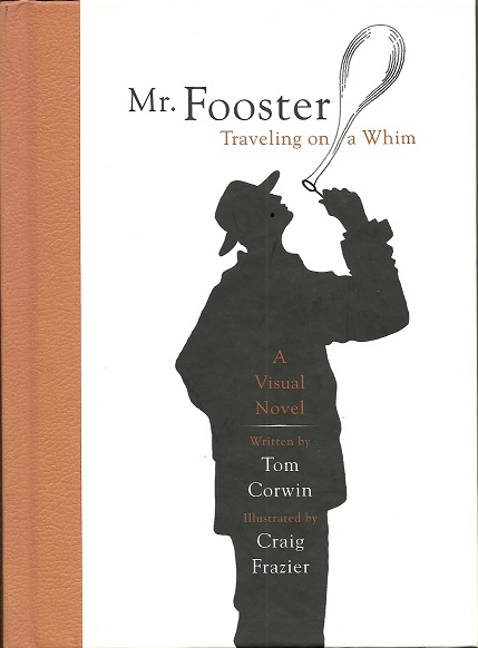 Image for Mr. Fooster Traveling on a Whim