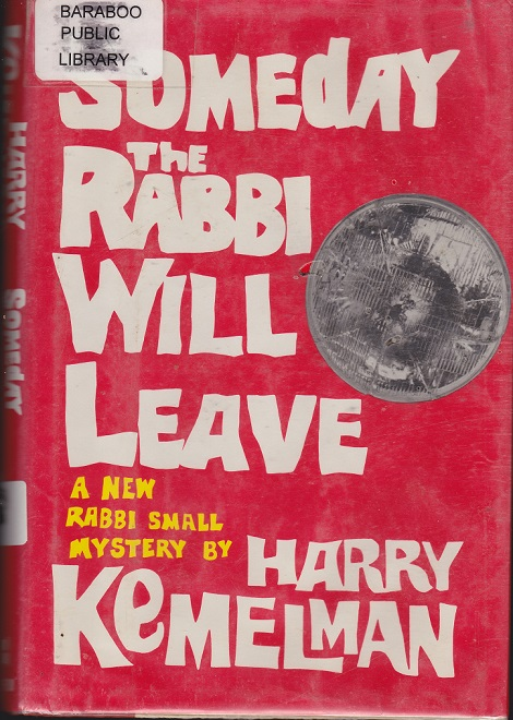 Image for Someday the Rabbi will Leave