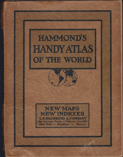 Image for Hammond's Handy Atlas of the World